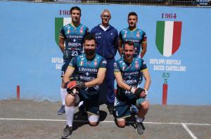 Pallapugno: le date dei primi spareggi per la semifinale della Serie A