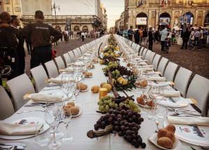Alba ospite della 'sorella' Parma alla Cena dei Mille 2019