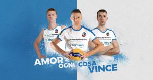 'Amor ogni cosa vince': aperta la campagna abbonamenti del Cuneo Volley