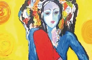 'Vi Vi ora', la mostra d'arte di Valeria Vagliano in Provincia