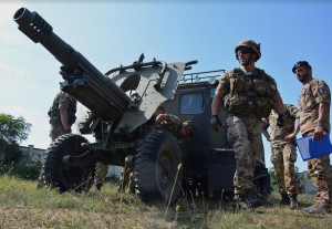 L'esercito tra modernità e tradizione: il 'vecchio' obice 105/14 torna in servizio anche a Fossano