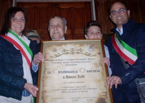 Saluzzo piange la scomparsa di Isacco Levi: oggi i funerali nel cimitero ebraico