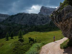 'Va' Sentiero': il gruppo di giovani che attraversa le Terre Alte italiane fa tappa in provincia di Cuneo