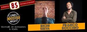 La comicità di Richi Selva e Franco Bocchio approda al Birrovia di Cuneo
