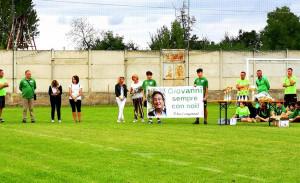 Il Caraglio Calcio ha ricordato con un torneo i biancoverdi che non ci sono più