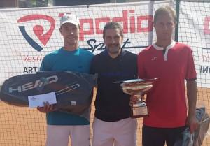 Tennis, al via a Mondovì il master 'Il Podio Sport'