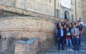 Pallavolo: la Lpm Bam Mondovì presentata al Castello di Carrù