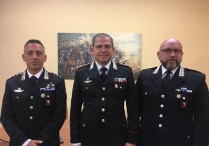 Il nuovo Comandante dei Carabinieri si presenta: 'Ho voglia di conoscere questa realtà'
