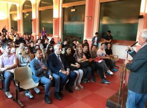 L'Enaip di Cuneo ha consegnato le qualifiche alla presenza del Sindaco Federico Borgna