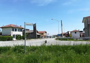 C'è il progetto per la rotatoria a Revello in frazione Morra di San Martino