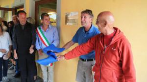 Il parco delle Alpi Marittime e l'Istituto storico per la Resistenza hanno ricordato Alberto Bianco