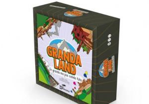 'Grandaland', il gioco in scatola dedicato alla provincia di Cuneo