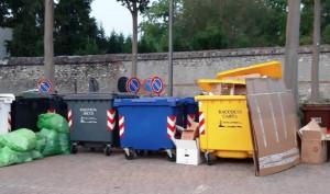 Busca, dopo il weekend di eventi rifiuti perfettamente differenziati: i complimenti del Cec