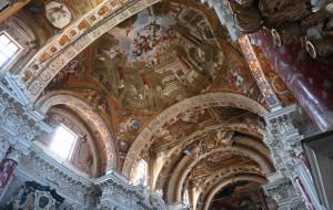 'Infinitum': a Mondovì l'esperienza immersiva alla scoperta degli affreschi del Pozzo