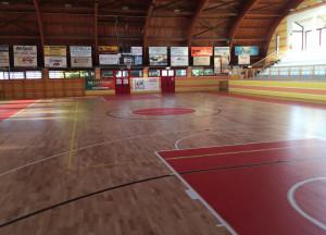 Nuovo parquet per il PalaFerrua di Savigliano, l'inaugurazione domenica 22 settembre