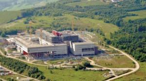 Ospedale di Verduno, domani la dichiarazione di 'fine lavori'