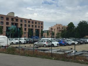 Alba: dal 24 settembre al 26 novembre è possibile parcheggiare nell'area Inail in piazza Prunotto