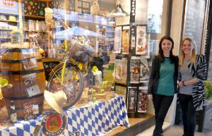 A Cuneo parte la sfida tra i commercianti per avere 'La vetrina più bella' dell'Oktoberfest