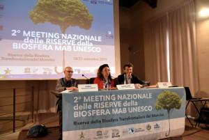 Concluso il secondo Meeting Nazionale delle Riserve della Biosfera MAB UNESCO