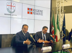 Si è parlato anche di provincia Granda nel bilaterale tra Piemonte e Liguria