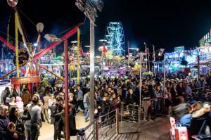 Una ruota panoramica alta 25 metri, Family Day e Santa Messa al Luna Park dell'Oktoberfest Cuneo