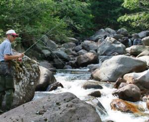 Domenica 6 ottobre chiude la stagione di pesca nella Granda