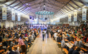 A Cuneo è tutto pronto: domani scatta l'edizione 2019 dell'Oktoberfest