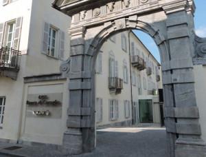 Visite guidate a 'Palazzo del Fucile', sede direzionale della Banca di Caraglio