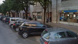 Panchina rimossa da ignoti in via Silvio Pellico, le richieste del Comitato di Quartiere Cuneo Centro