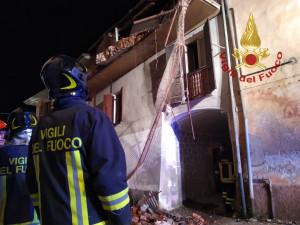 Esplosione in una palazzina a Villanova Mondovì, grave un 68enne