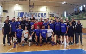 Pallavolo A3/M: prosegue la preparazione dell'A3 Cuneo Volley