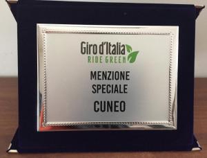 La Camera di commercio di Cuneo tra le menzioni speciali del Giro d'Italia 2019