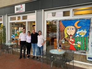 È quella del BFly Cafè di corso Nizza 'La vetrina più bella' dell'Oktoberfest Cuneo 2019