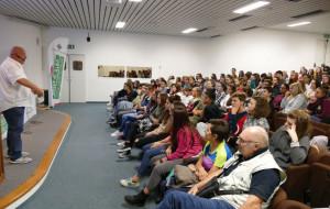 Millecinquecento studenti a lezione di educazione e sicurezza stradale con l'Aci Cuneo