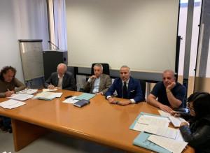 Problema cinghiali: incontro in Regione con l'assessore Protopapa
