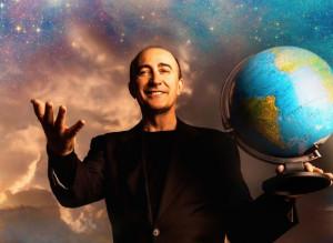 Il mago Alexander inaugura la rassegna 'Sim Sala Blink' a Dronero (VIDEO)