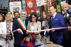 Alba, inaugurata l'edizione 2019 della Fiera Internazionale del Tartufo Bianco