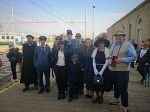 Musica e treno storico per celebrare i 40 anni dalla riapertura della Cuneo-Ventimiglia (FOTOGALLERY)