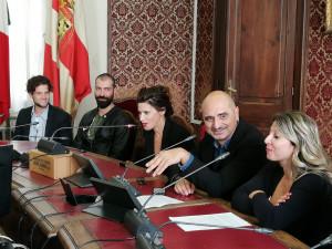 Presentato oggi in Comune Karim, il film girato tra le vie di Cuneo