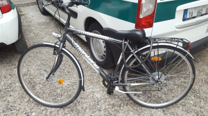 I Vigili Urbani di Bra trovano due bici rubate