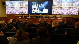 Al Senato si banchetta con i prodotti della provincia di Cuneo