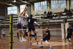 Pallavolo: Vbc Synergy Mondovì si aggiudica il derby amichevole con Cuneo