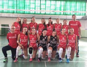 Pallavolo, giovanili: per il Granda Volley Academy buona la prima con Under 18 e U16 regionale