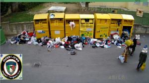 Dogliani, rubavano vestiti nei cassonetti dei rifiuti, individuati i responsabili grazie alla videosorveglianza