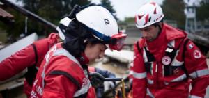 'Open Day CRI': la Croce Rossa di Cuneo illustra le sue attività in occasione della Fiera del Marrone