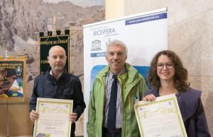 Premiati i vincitori della terza edizione dei Trofei MaB Unesco, un sostegno a iniziative di eco-cittadinanza