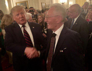 Anche il banchiere fossanese Ghisolfi alla cena dove Italia e Usa sono 'alleati dai tempi dell'antica Roma'