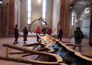 Al via il ricco programma di eventi collaterali alla mostra 'Giuseppe Penone Incidenze del Vuoto'