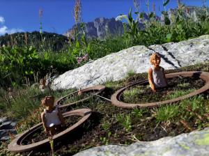 Opere d'arte nelle valli Pesio e Gesso per promuovere i giardini botanici