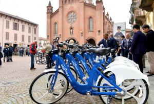 Troppi atti vandalici, Alba conclude l'esperienza del 'bike sharing'